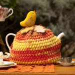 Easter Tea Cosy - Blue Mountains - s'more