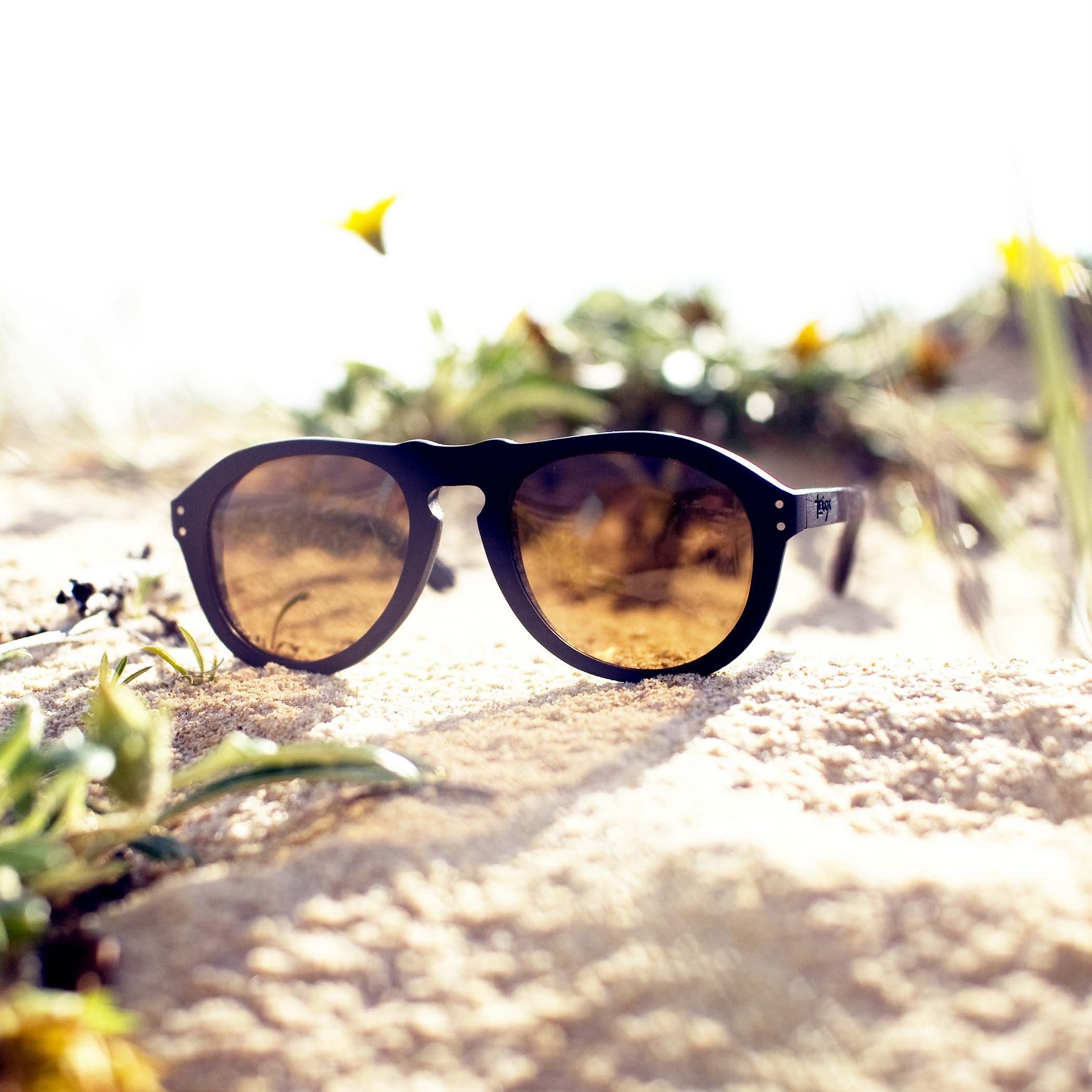 Three Twigs — Wooden Sunnies