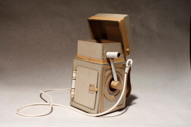 Kiel Johnson - Twin Lens Camera