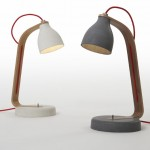Benjamin Hubert - Heavy Desk Light
