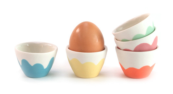 Tufts - Daisy Egg Cups