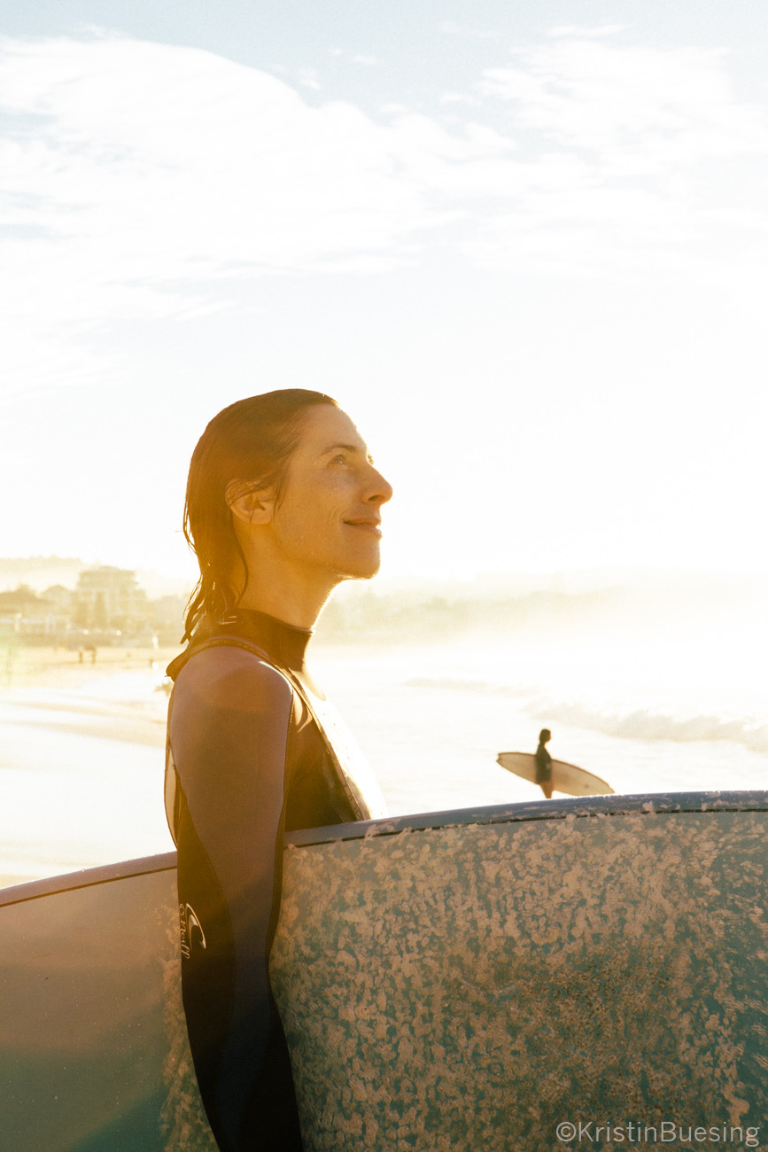 Surfer are happy people